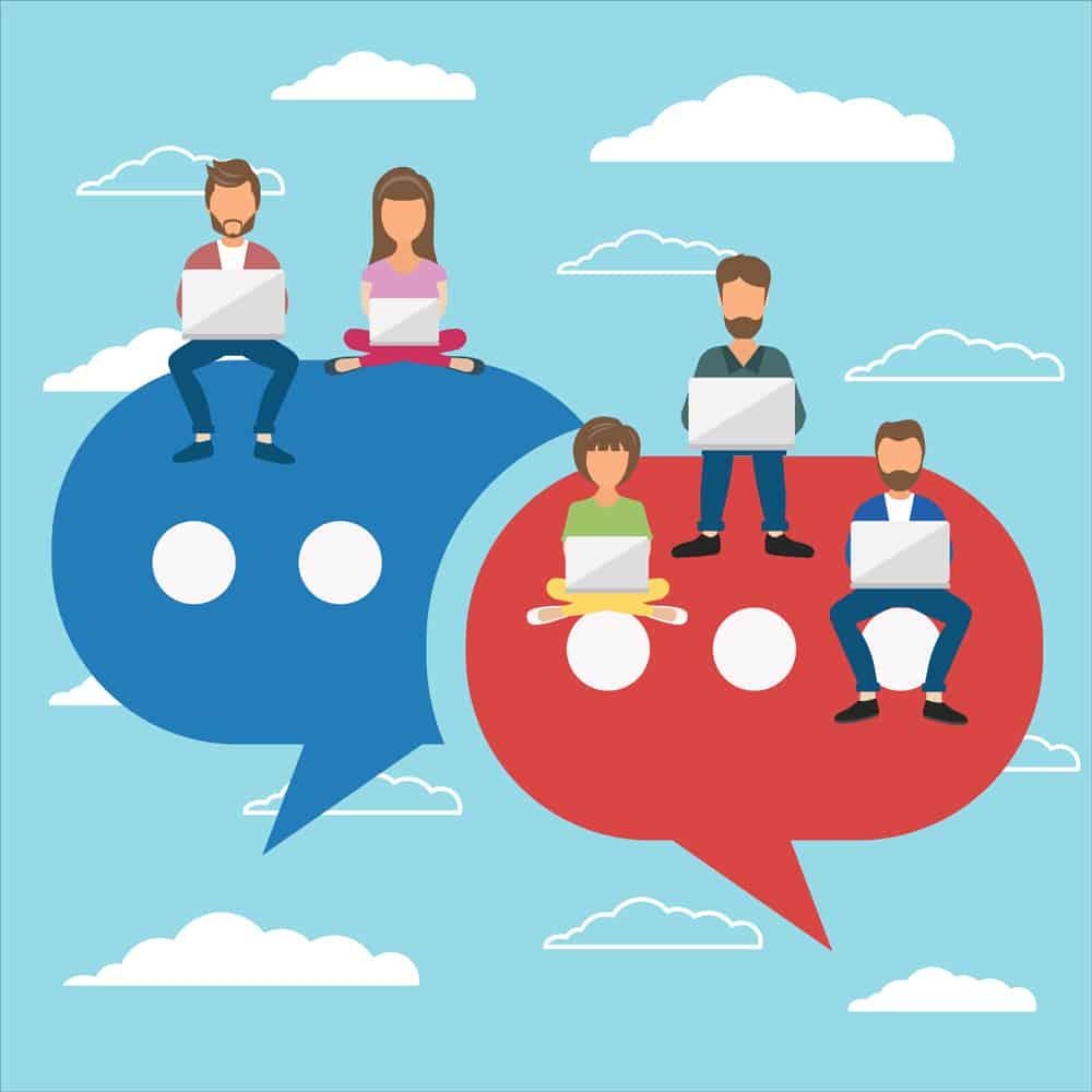 Perché commentare sul blog?