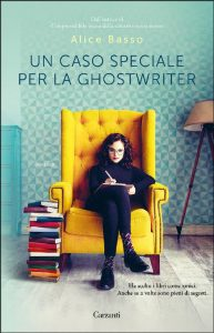 Un caso speciale per la ghostwriter. Questa volta leggo