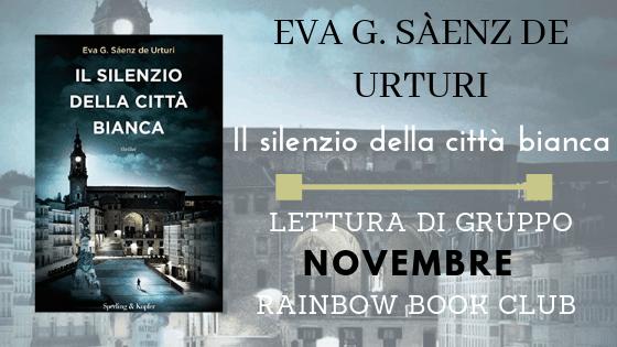 Rainbow Book Club | Il silenzio della città bianca